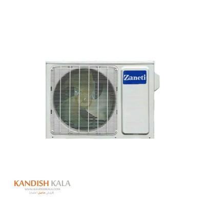 کولر گازی سرمایشی و گرمایشی 18000 زانتی ZANETI