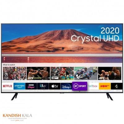 مشخصات تلویزیون 55 اینچ و 4K سامسونگ مدل 55TU7100
