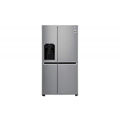 قیمت-مشخصات یخچال ساید بای ساید ال جی مدل J247