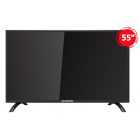 مشخصات تلویزیون هوشمند 55 اینچ شینون مدل SH55 G7K