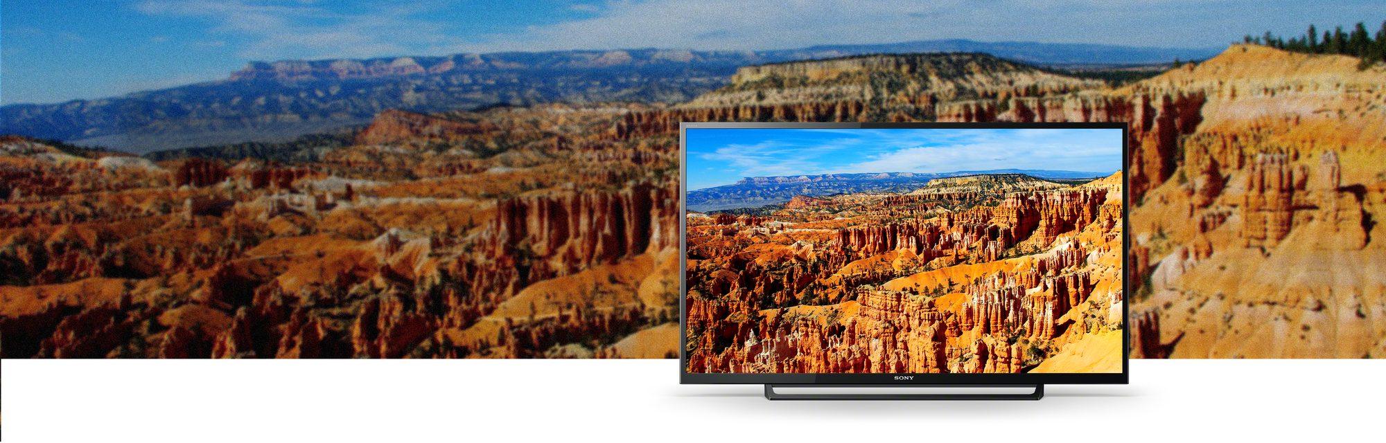 تلویزیون 40 اینچ سونی مدل 40R350