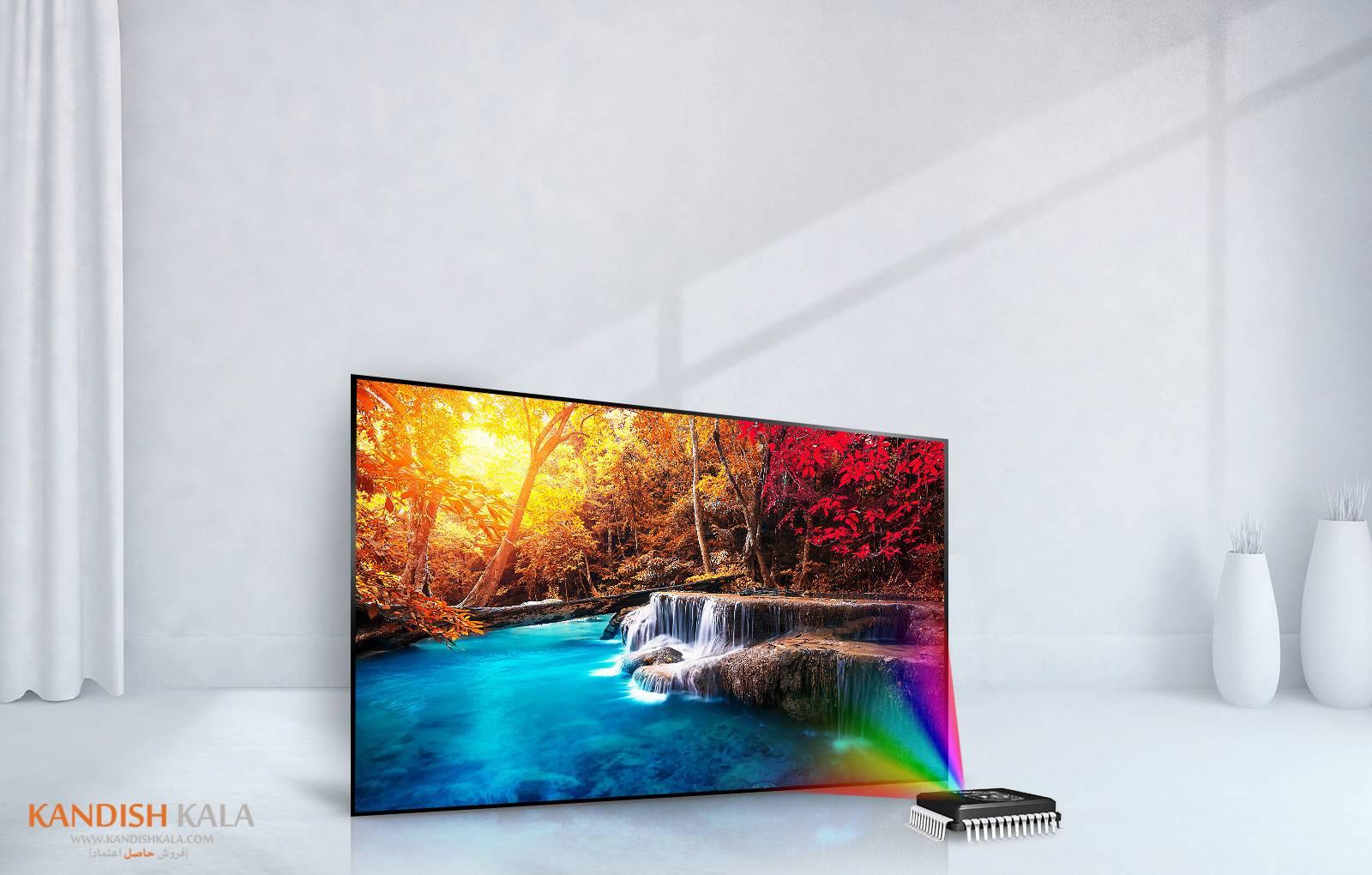 قیمت تلویزیون 43 اینچ ال جی مدل 43LJ510T