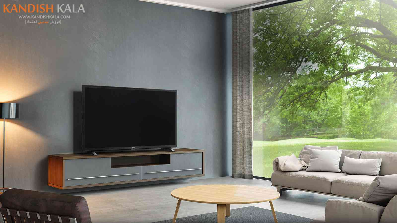 قیمت تلویزیون ال جی مدل 43LM6300