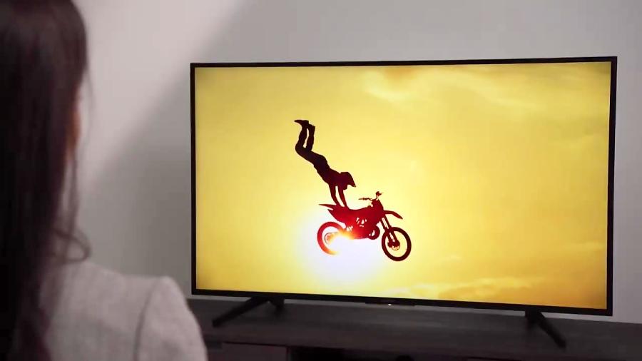 تلویزیون 43 اینچ سونی مدل 43W660F