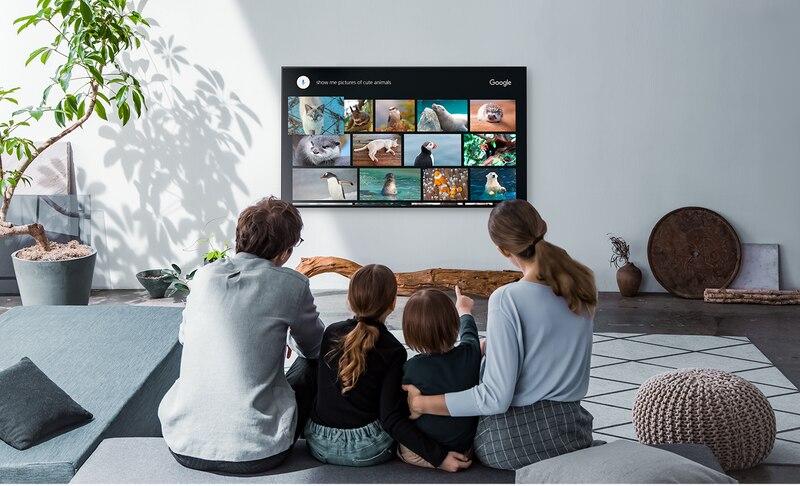 تلویزیون 43 اینچ سونی مدل 43W80G