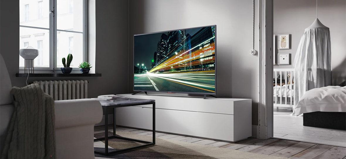 تلویزیون شارپ مدل 55BJ5E