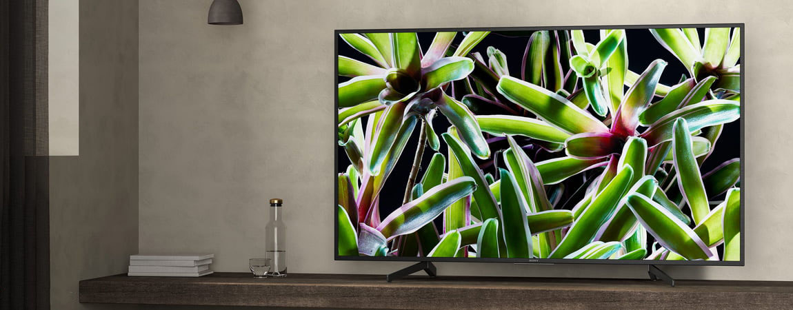 تلویزیون 55 اینچ سونی مدل 55X7000G