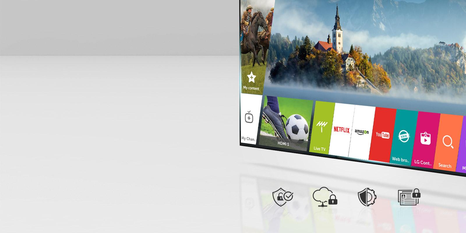 مشخصات تلویزیون 65 اینچ ال جی مدل OLED65B7D