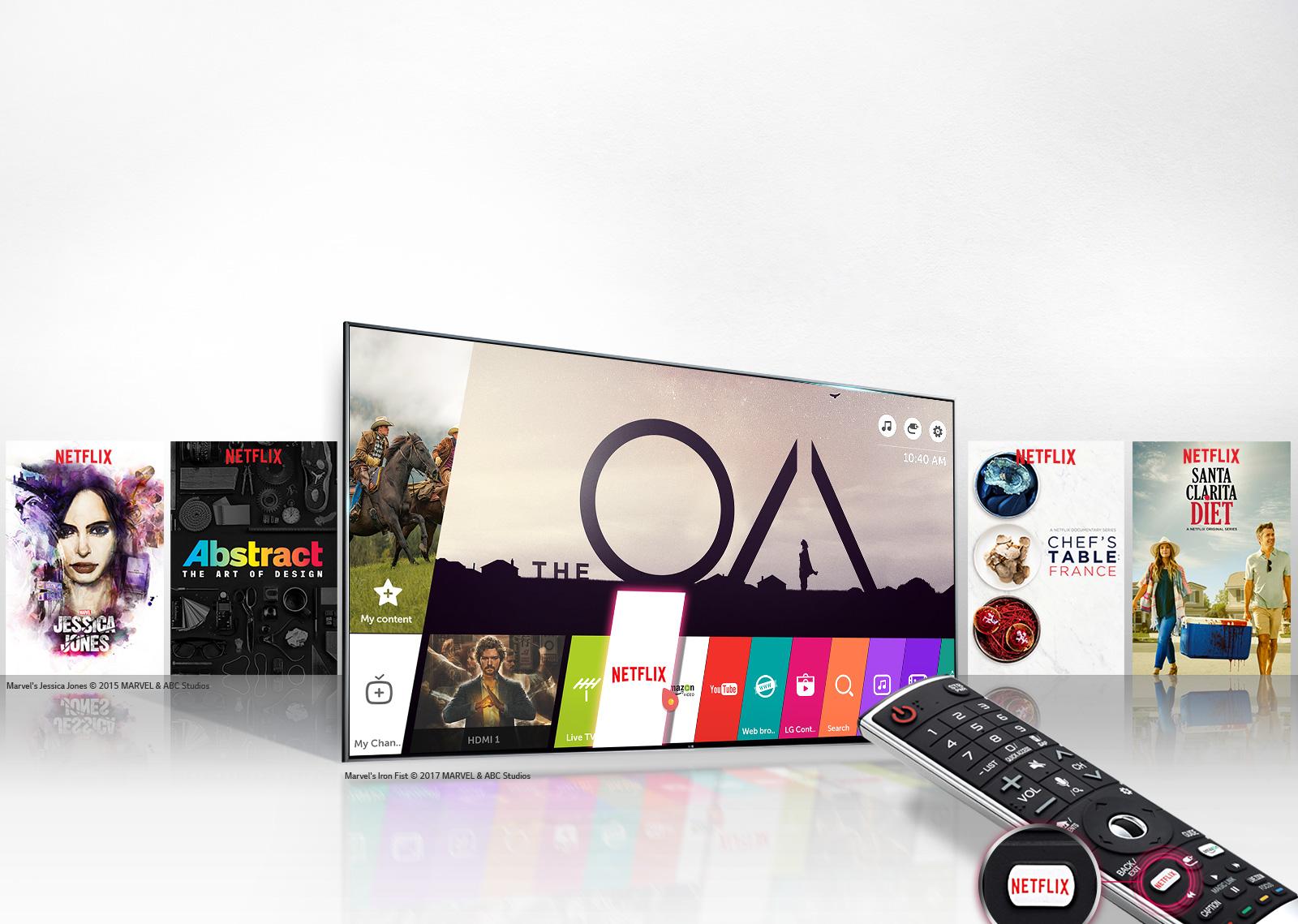 مشخصات تلویزیون 55 اینچ ال جی مدل OLED55B7V