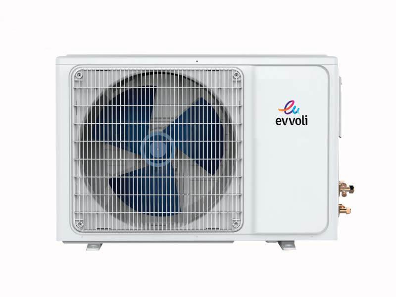 قیمت کولر گازی سرد و گرم 24000 ایوولی مدل EVCIS-24K-MD1