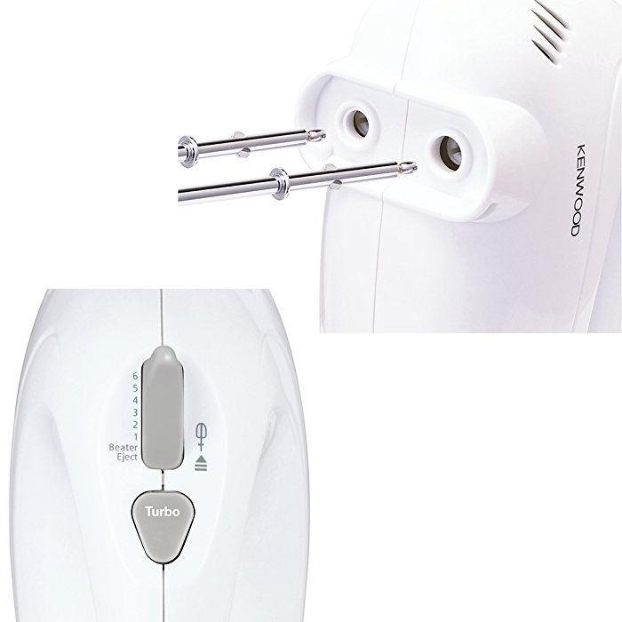 مشخصات همزن بدون کاسه کنوود مدل HM330