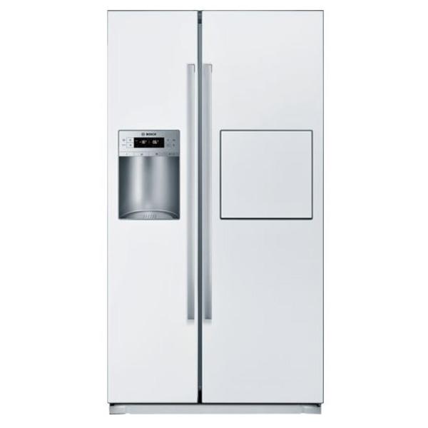 مشخصات یخچال ساید بای ساید بوش مدل KAD80A104