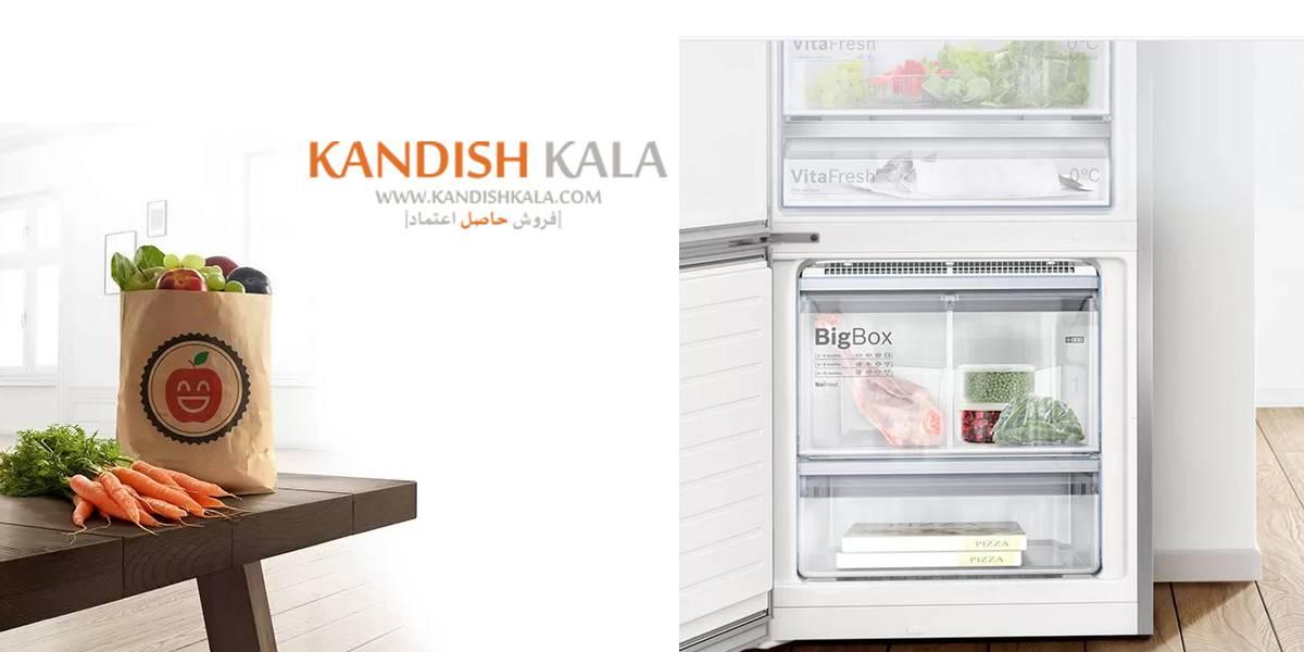 قیمت یخچال ساید بای ساید بوش مدل KAG90AI20