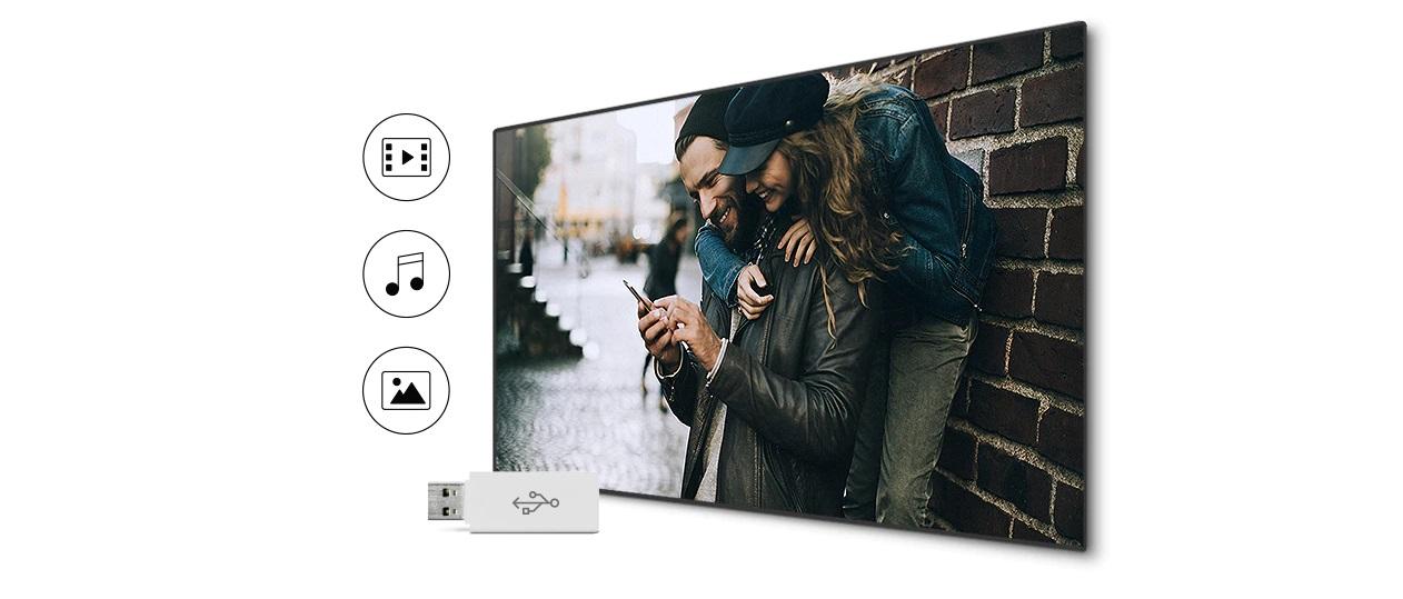 مشخصات تلویزیون 32 اینچ سامسونگ مدل 32N5003
