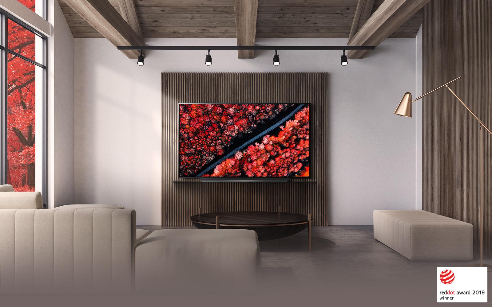 مشخصات تلویزیون اولد 55 اینچ ال جی مدل 55C9