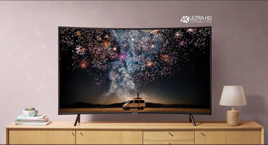 مشخصات تلویزیون 49 اینچ منحنی سامسونگ مدل 49RU7302