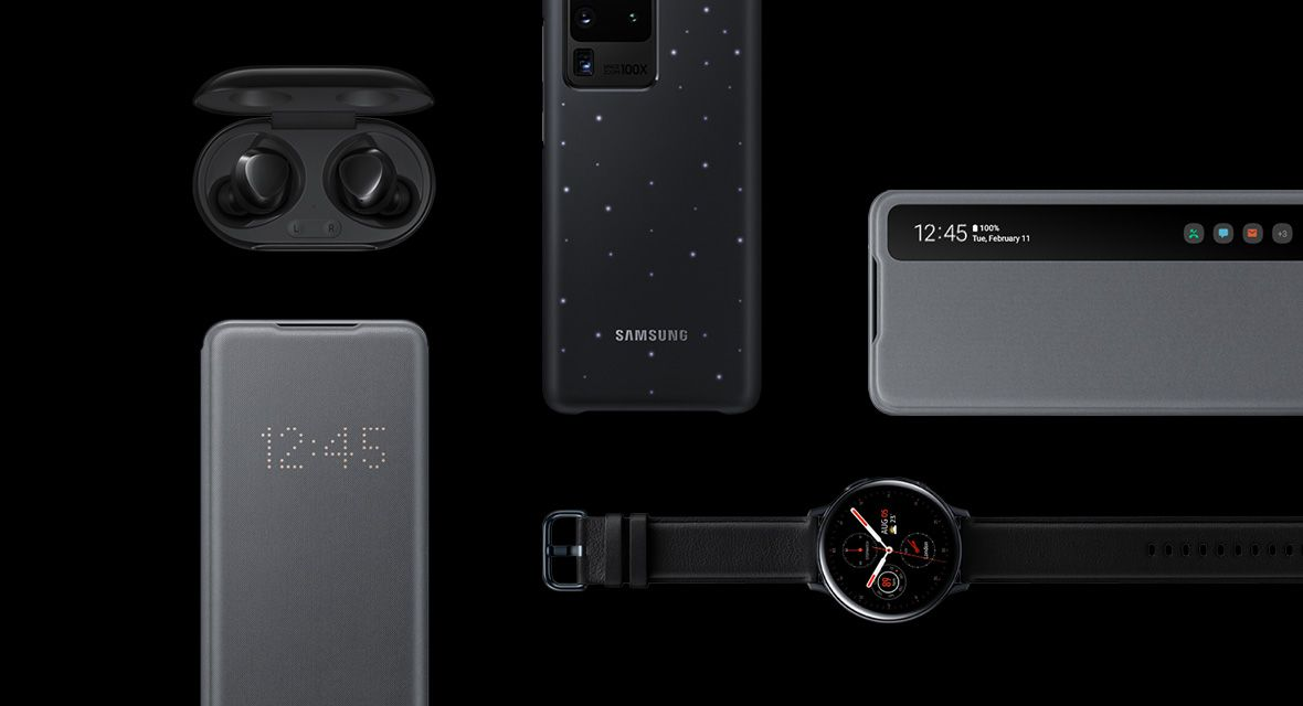 مشخصات گوشی سامسونگ S20 Ultra