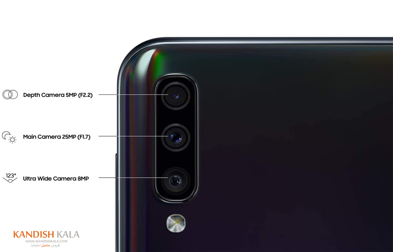 قیمت گوشی موبایل Samsung Galaxy A50