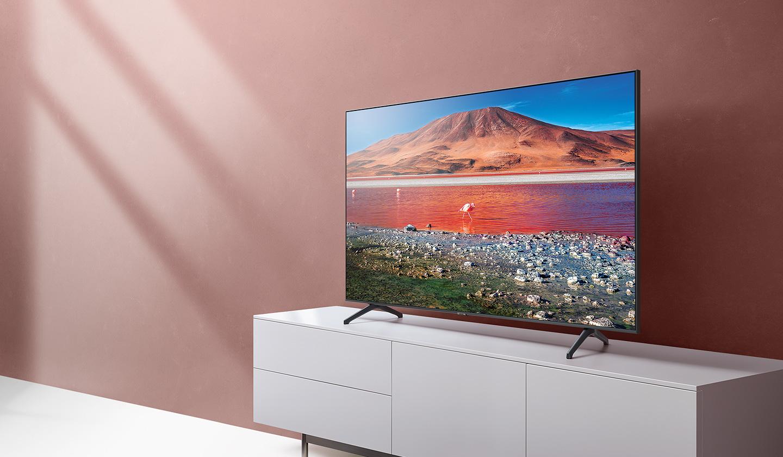 قیمت تلویزیون 43 اینچ و 4K سامسونگ مدل 43TU7000