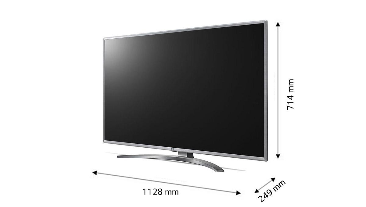 قیمت تلویزیون 50اینچ ال جی مدل 50UM7600