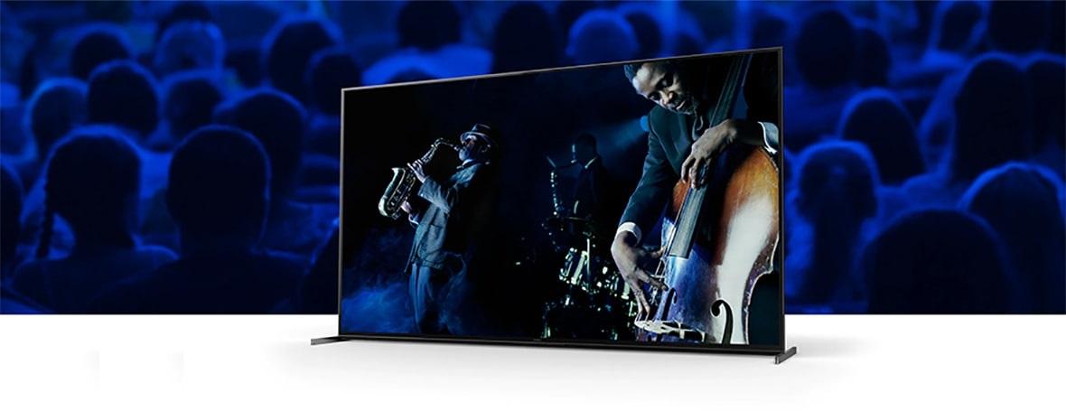 قیت و مشخصات تلویزیون هوشمند 55 اینچ 4K سونی مدل 55X900H