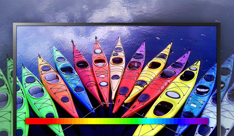 مشخصات تلویزیون 49 اینچ سامسونگ مدل 49N5000