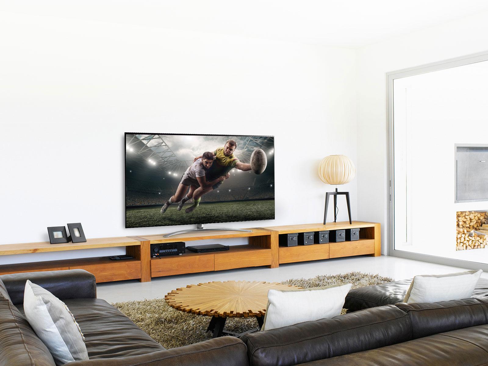 قیمت تلویزیون 55 اینج ال جی مدل 55SM9000