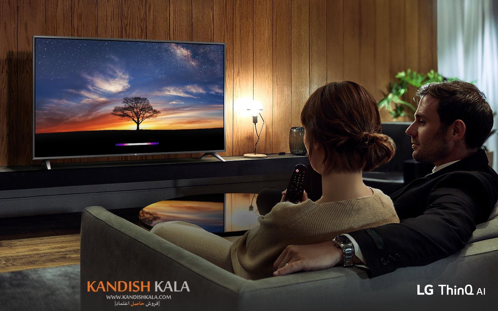 قیمت تلویزیون 70 اینچ ال جی مدل 70UM7350